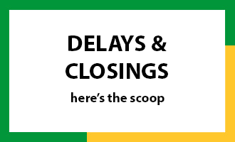 Delays and Closings