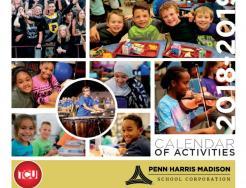2018-19 School Year Calendar of Activities