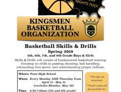 Basketball Skills & Drills
