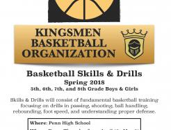 Penn Basketball Skills & Drills