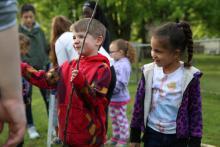 """""""Giving Trees"""" at Elsie Rogers School"""