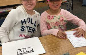 Kindergarten Writing Buddies
