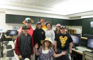 Hat Day for PHM Silver Mile