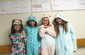 Pajama Spirit Day
