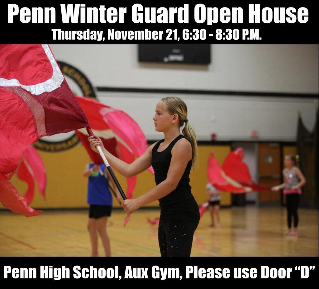 Penn Winter Guard
