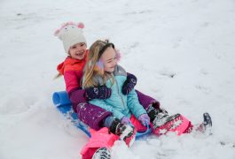 Elm Road winter recess